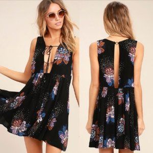 FREE PEOPLE/ Lovely Day Tunic Dress